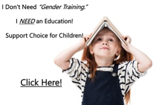 Don't Need Gender Training - Need School Choice