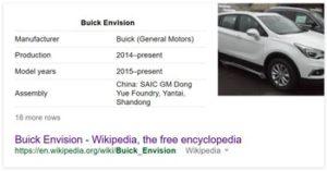 Chinese Buicks